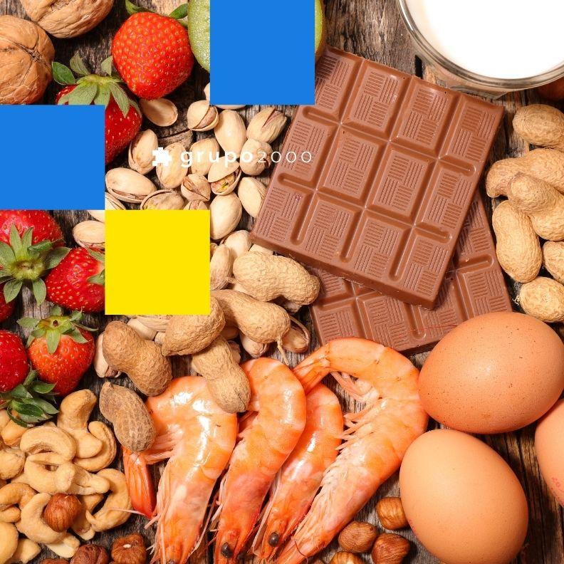 Curso de Alergias alimentarias adaptado al Real Decreto 126/2015