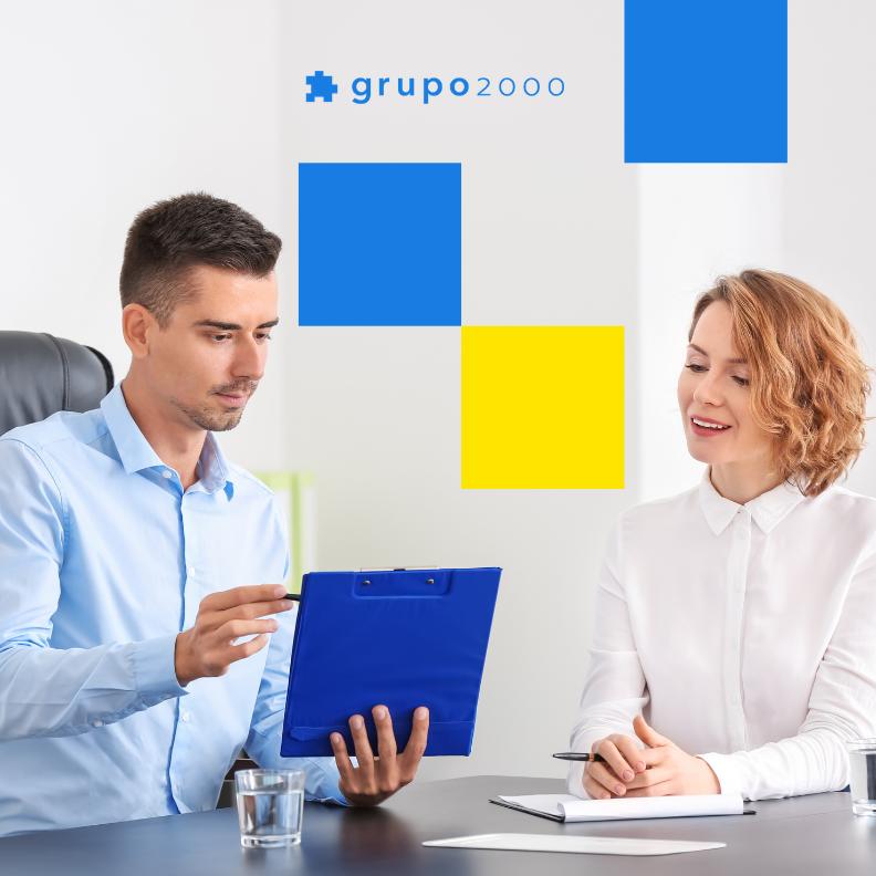 Curso para crear e implementar un plan de igualdad de Grupo2000