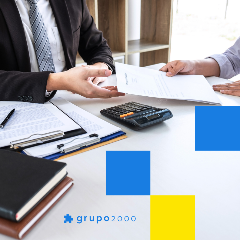 Curso de despidos, ERTES, ERES y procedimiento concursal de Grupo2000